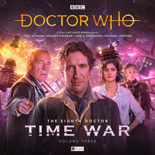 3. Doctor Who: Time War 3