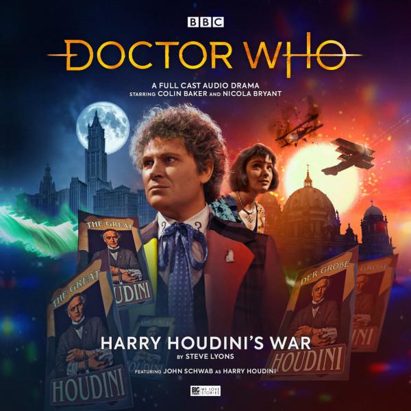 255. Doctor Who: Harry Houdini's War