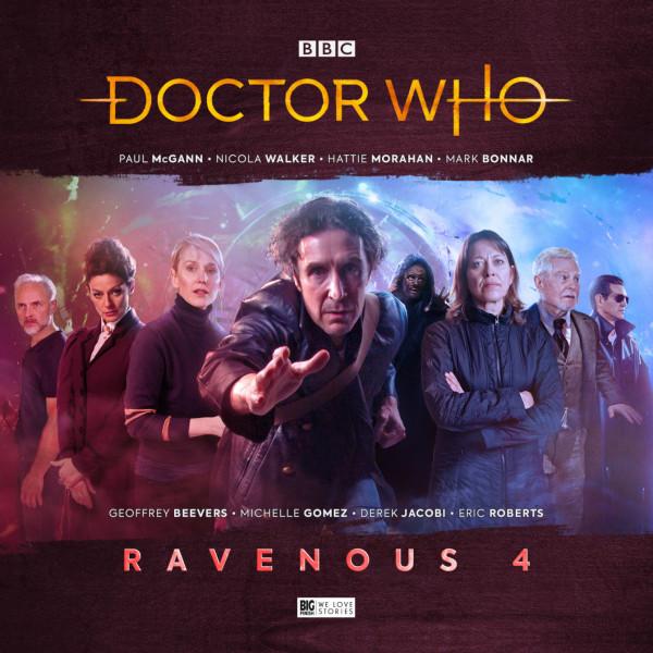 Doctor Who: Ravenous 4
