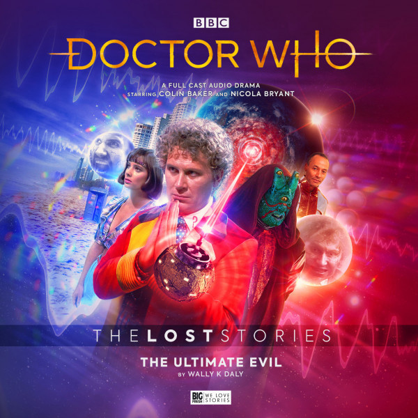 5.2. Doctor Who: The Ultimate Evil