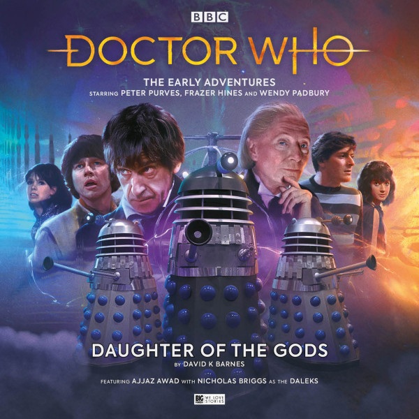 6.2. Doctor Who: Daughter of the Gods
