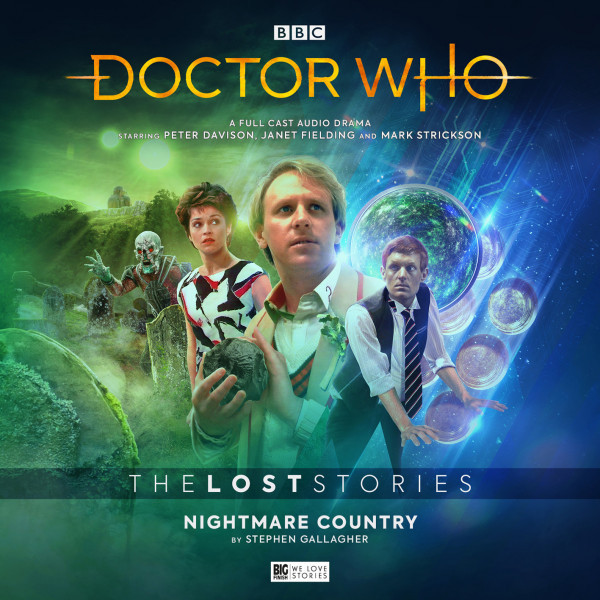 5.1. Doctor Who: Nightmare Country