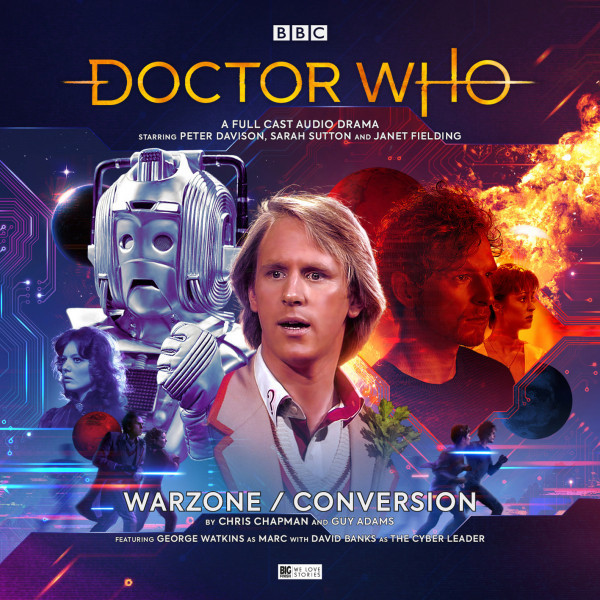 258. Doctor Who: Warzone / Conversion